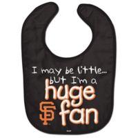 """MLB San Francisco Giants """"Huge Fan"""" Bib"""
