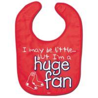 "MLB Boston Red Sox ""Huge Fan"" Bib"