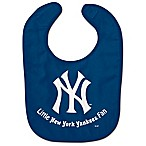 "MLB ""Little New York Yankees Fan"" Bib"