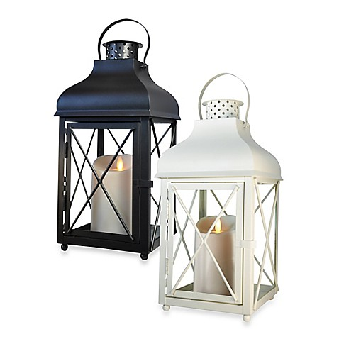Luminara Lantern Bed Bath And Beyond
