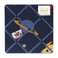 Sweet Jojo Designs Space Galaxy Memo Board