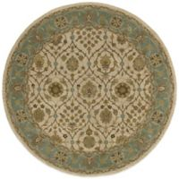 Kaleen Palma 11-Foot 9-Inch Round Rug in Ivory