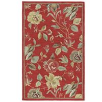 Kaleen Savannah 2-Foot x 3-Foot Rug in Red