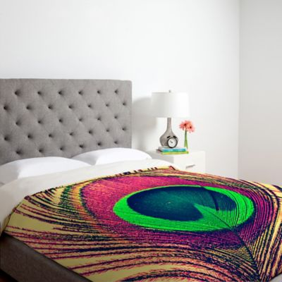 Buy Peacock Feather Bedding From Bed Bath Amp Beyond