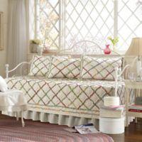 Laura Ashley® Ruffle Garden Daybed Bedding Set
