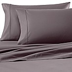 Wamsutta® 620 Cotton Deep Pocket Queen Sheet Set in Metal