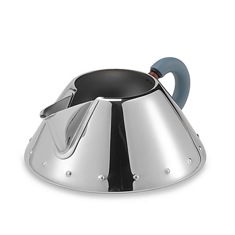 Alessi Michael Graves Stainless Steel Creamer