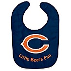 "NFL Chicago Bears ""Little Bears Fan"" Bib"