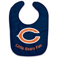 """NFL Chicago Bears """"Little Bears Fan"""" Bib"""