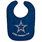"NFL Dallas Cowboys ""Little Cowboys Fan"" Bib"