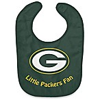 "NFL Greenbay Packers ""Little Packers Fan"" Bib"