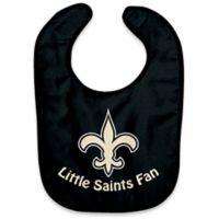"""NFL New Orleans Saints """"Little Saints Fan"""" Bib"""