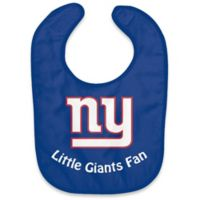 "NFL New York Giants ""Little Giants Fan"" Bib"