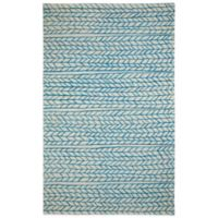 Genevieve Gorder by Capel Rugs Ancient Arrow 5-Foot x 8-Foot Tufted Rug in Blue
