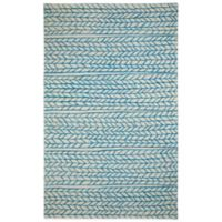 Genevieve Gorder by Capel Rugs Ancient Arrow 8-Foot x 10-Foot Tufted Rug in Blue