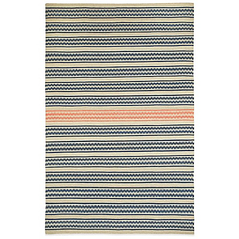 Genevieve Gorder By Capel Rugs Dokka Stripe Rug Bed Bath