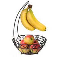 Spectrum™ Scroll Small Fruit Tree in Black