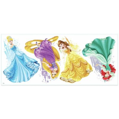 Buy Disney® Princess Wall Decor from Bed Bath & Beyond