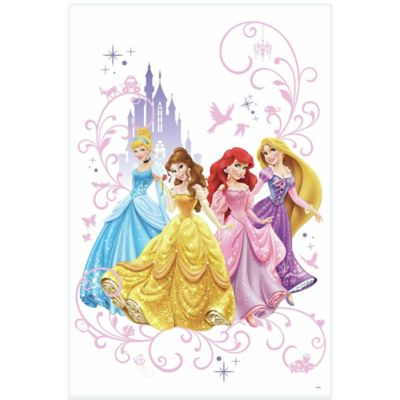 Disney® Princess Peel And Stick Giant Wall Decals