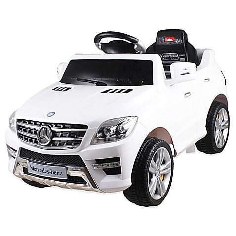 mercedes luxury sedan suv battery powered car buybuy baby. Black Bedroom Furniture Sets. Home Design Ideas
