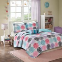 Mizone Carly Twin/Twin XL Coverlet Set