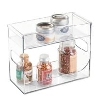 InterDesign® Cabinet Binz™ Spice Rack
