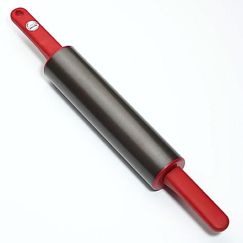Kitchenaid® Steel Rolling Pin In Red  Bed Bath & Beyond. White Kitchen Kickboard. Black And White Kitchen Rugs. Redo Old Kitchen Countertops. Oriental Kitchen Diner Blackpool