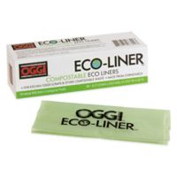 Oggi™ Eco-Liner™ 40-Pack 1.5-Gallon Compost Pail Liners