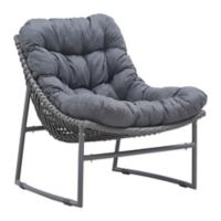 Zuo® Ingonish Beach Chairs in Grey