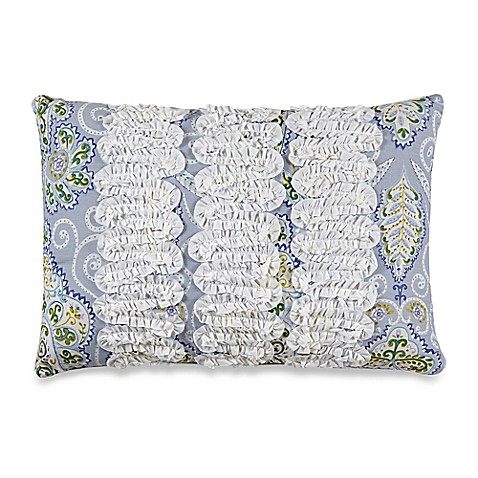 Throw Pillow Lilac : Buy Dena Home Lilac Oblong Throw Pillow in Lilac from Bed Bath & Beyond