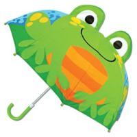 Stephen Joseph™ Pop Up 3-D Frog Umbrella