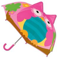 Stephen Joseph™ Pop Up 3-D Owl Umbrella