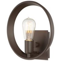 Quoizel Uptown Theater Row Wall Sconce in Bronze