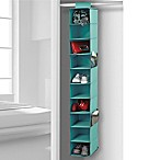 Studio 3B™ 10-Shelf Hanging Shoe Organizer in Aqua