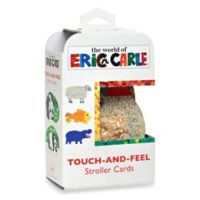 Touch-and-Feel Stroller Cards by Eric Carle