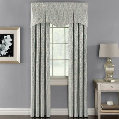 lyra rod pocket window curtain panel