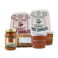 Texas Tamale Assorted Tamale and Chili Family Pack