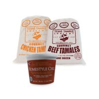 Texas Tamale Tamale and Chili Appetizer Kit