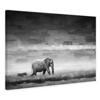 "Parvez Taj ""Safari"" 30-Inch x 45-Inch Canvas Art"
