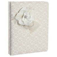 Ivy Lane Design™ Bianca Memory Book in Ivory