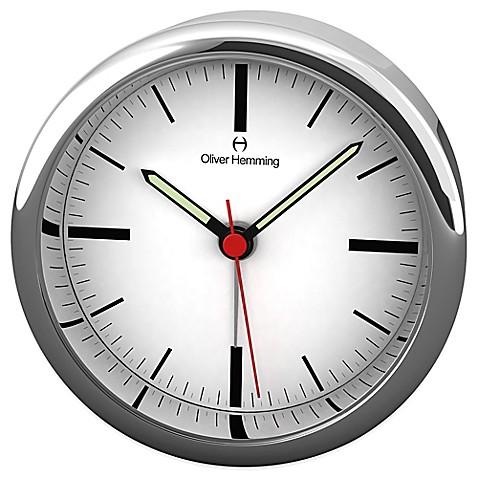 Oliver Hemming Extreme Desire Minimalist Alarm Clock In