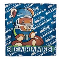 NFL Seattle Seahawks Littlest Fan Burp Cloth
