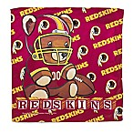 NFL Washington Redskins Littlest Fan Burp Cloth