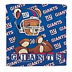 NFL New York Giants Littlest Fan Burp Cloth