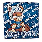 NFL Dallas Cowboys Littlest Fan Burp Cloth