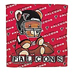 NFL Atlanta Falcons Littlest Fan Burp Cloth