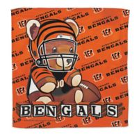 NFL Cincinnati Bengals Littlest Fan Burp Cloth