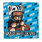 NFL Carolina Panthers Littlest Fan Burp Cloth
