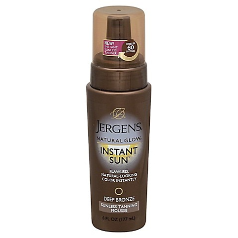 Jergens 174 Natural Glow 174 Instant Sun 6 Oz Sunless Tanning