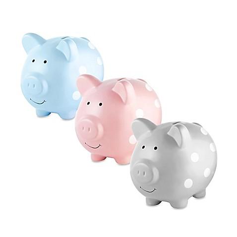 Piggy Bank in Blue